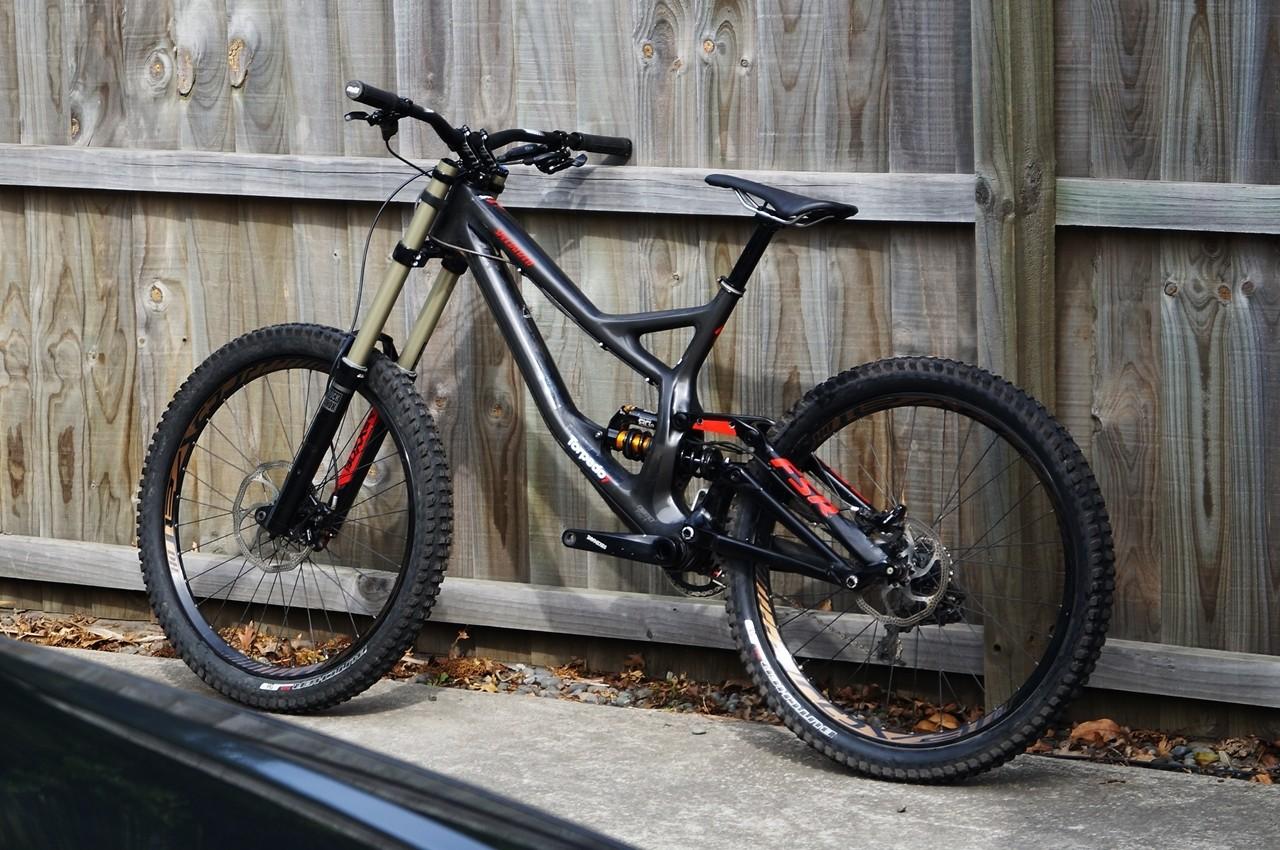2014 Specialized Demo 8 Carbon I