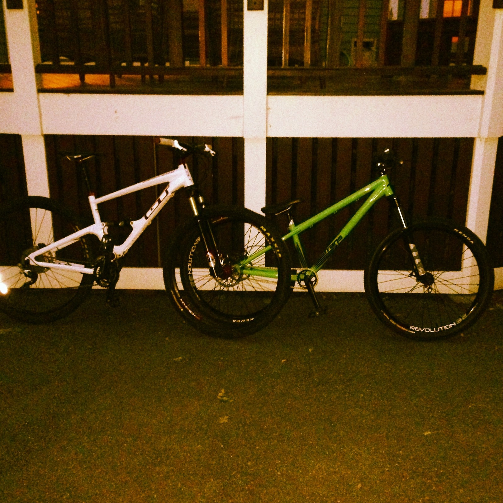 The bikes - DEscoll123 - Mountain Biking Pictures - Vital MTB
