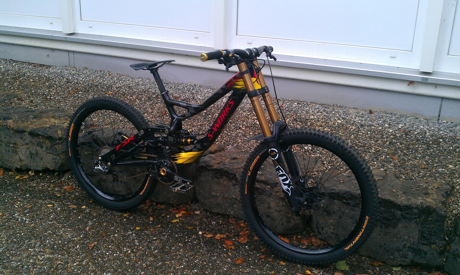 Specialized Demo 8 S-Works Troy Lee Limited