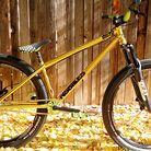 NS Bikes Suburban - Deity Fall Camo