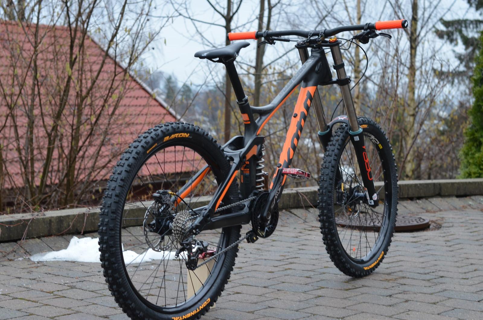 Kona Supreme Operator 2014 - Per Henrik\'s Bike Check - Vital MTB