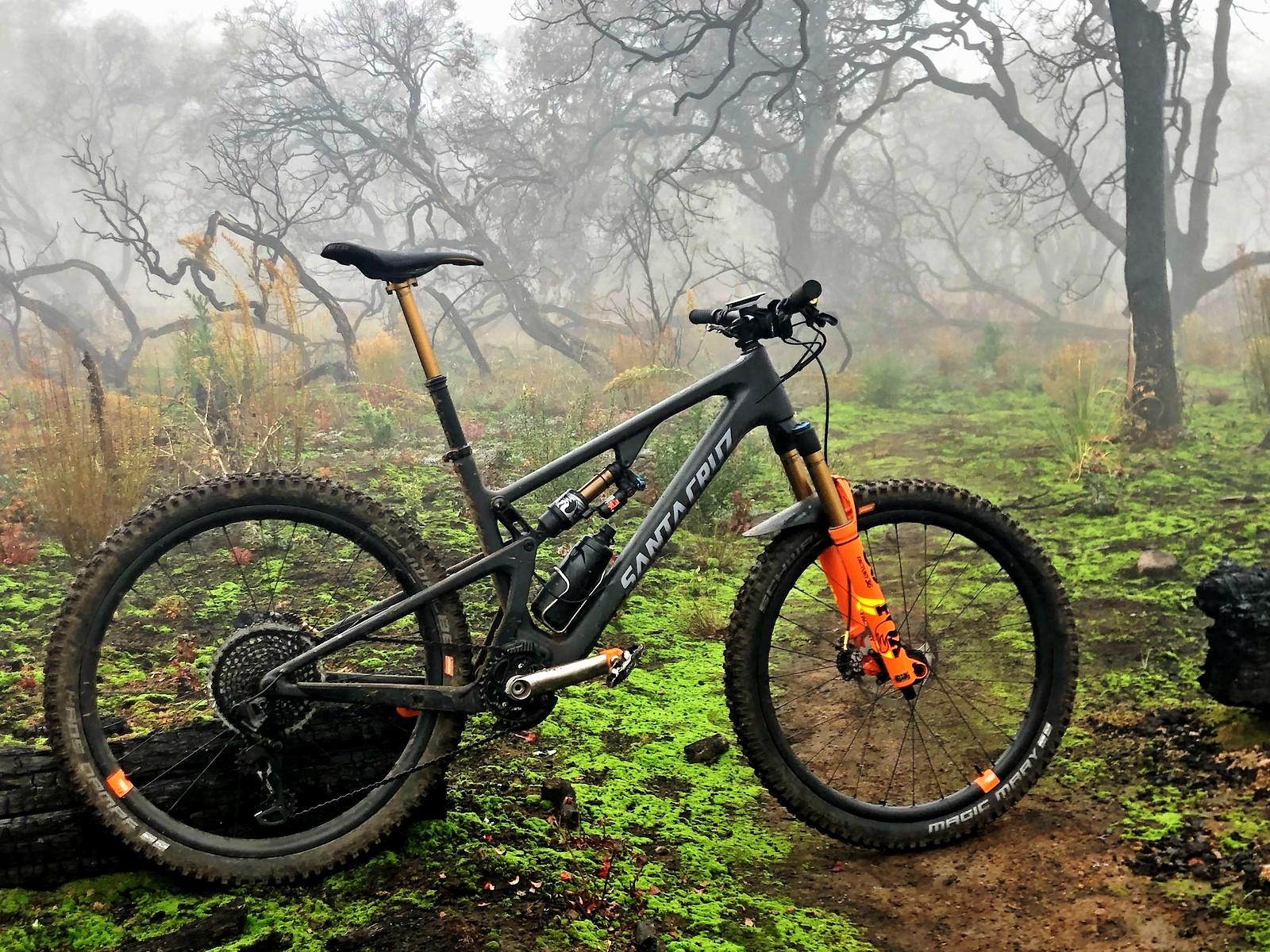 Santa Cruz 5010 Darkhorse