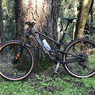 Tallboy ultimate trail setup.