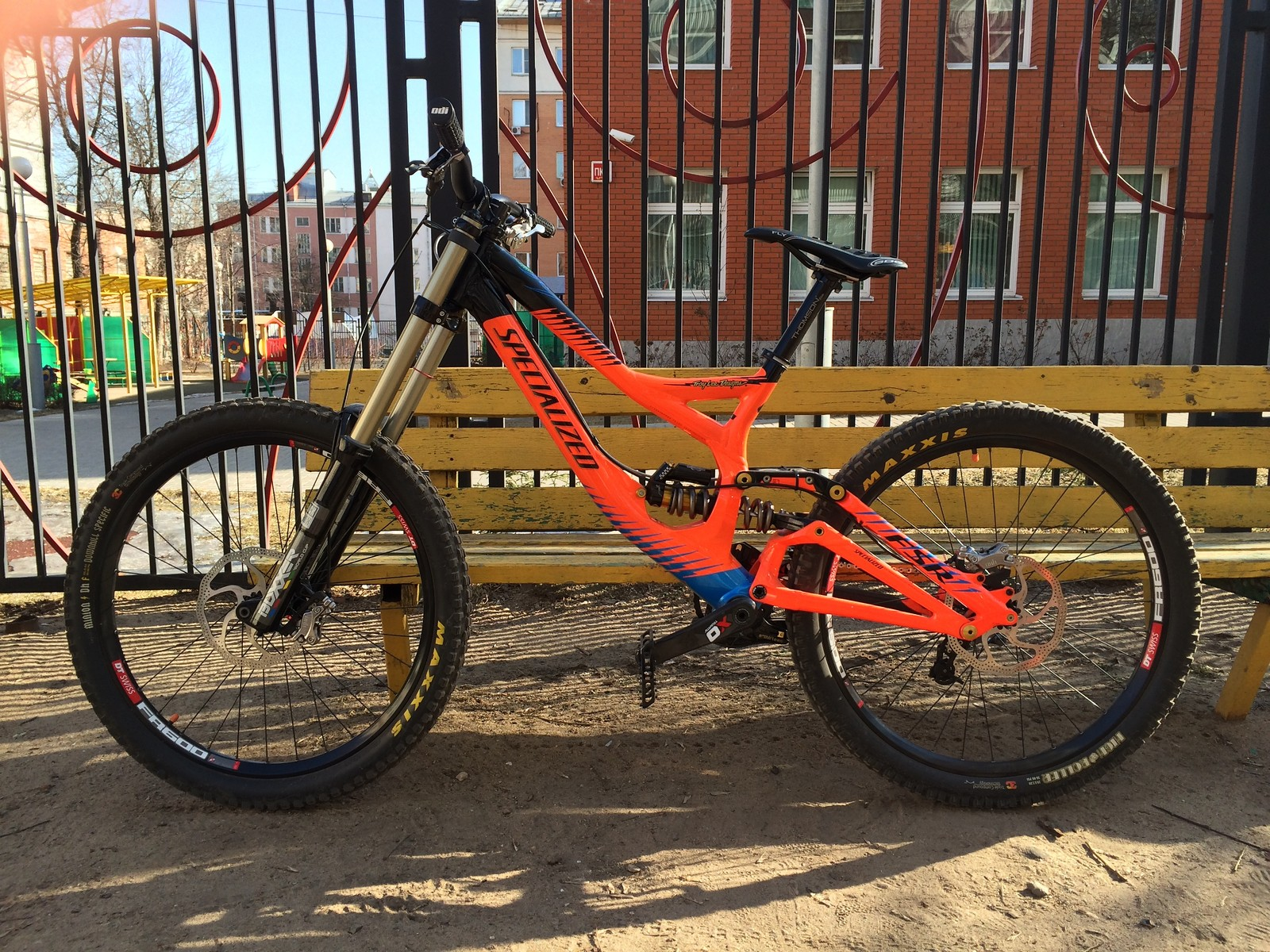 Specialized Demo 8 TLD (2012)