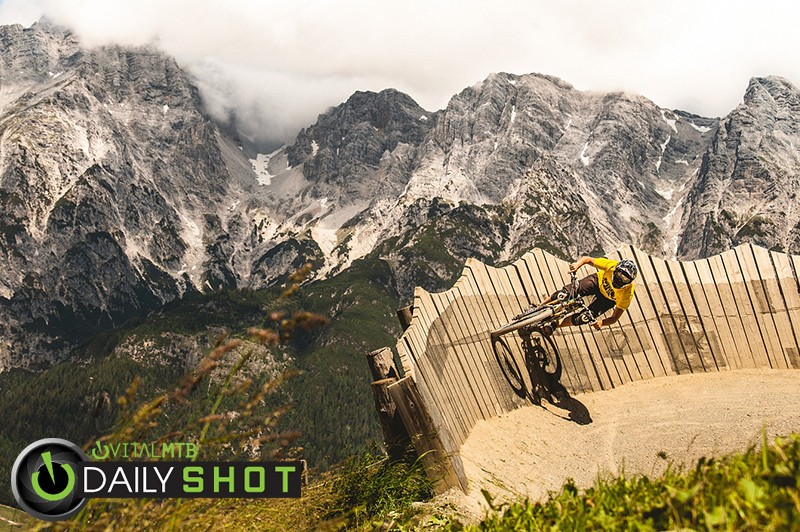 Leogang Wallride - Mad Moss - Mountain Biking Pictures - Vital MTB