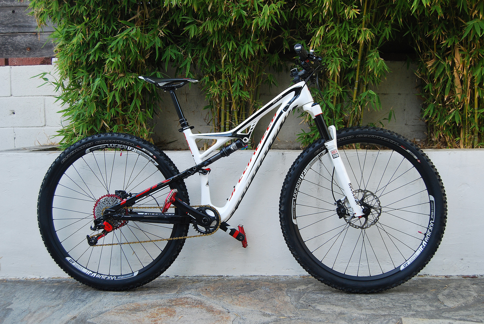 2014 Specialized Camber Carbon Comp