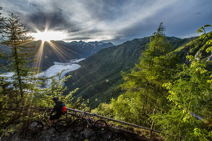 Kamnik Alps - Klemen - Mountain Biking Pictures - Vital MTB