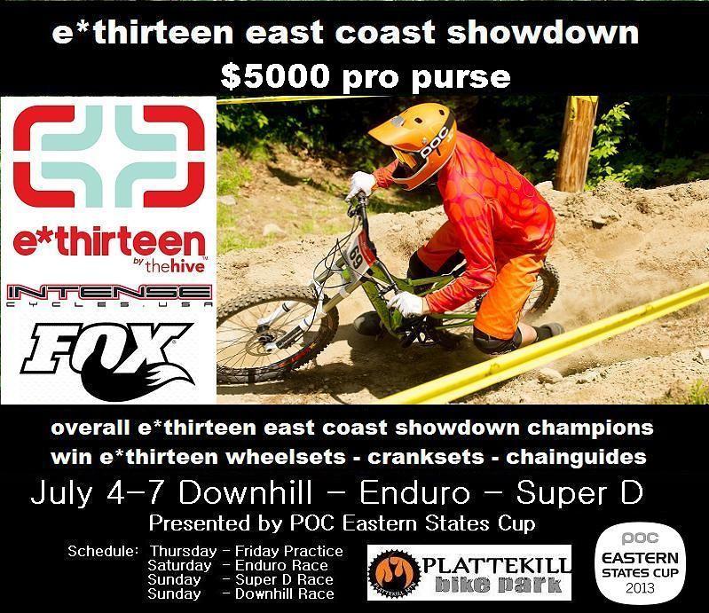 2013 e13 east coast showdown  - Eastern States Cup - Mountain Biking Pictures - Vital MTB