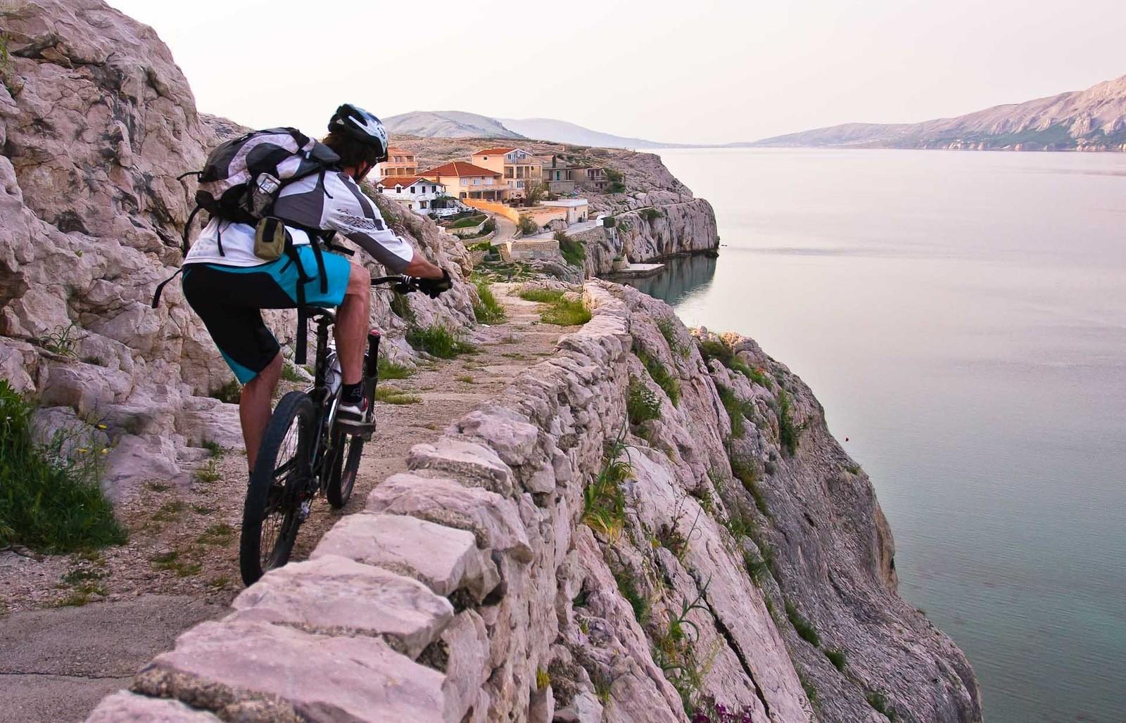 Croatian coast - berto - Mountain Biking Pictures - Vital MTB