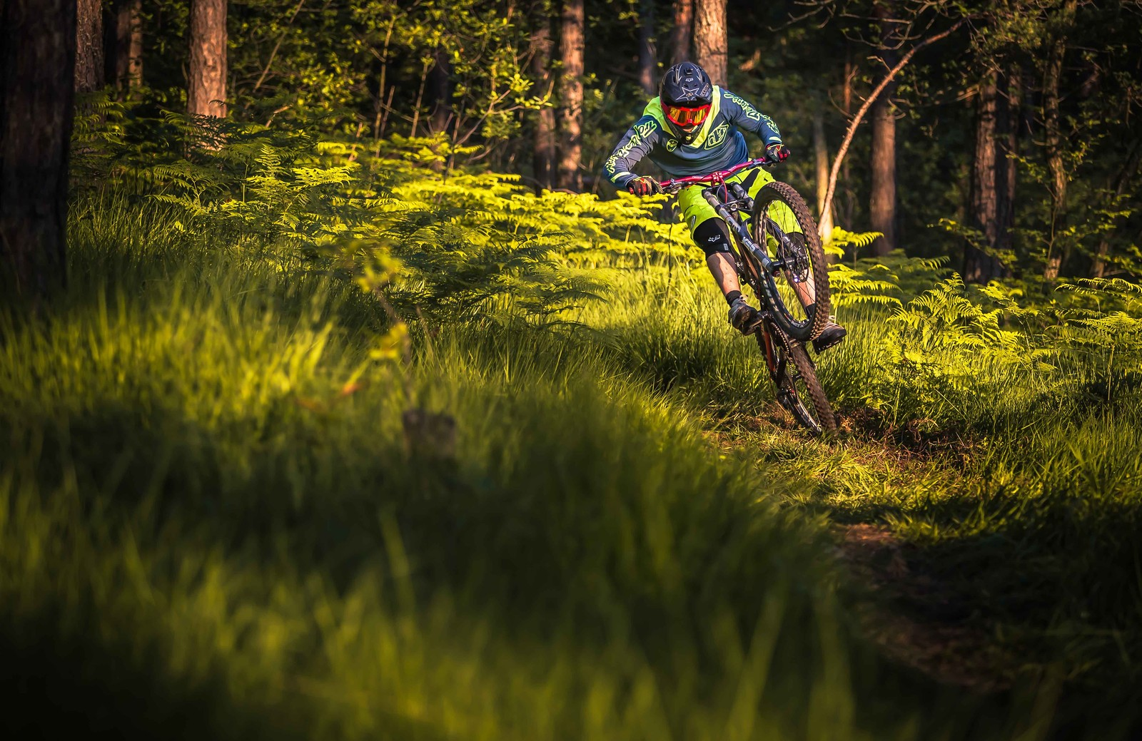 On the gas - berto - Mountain Biking Pictures - Vital MTB