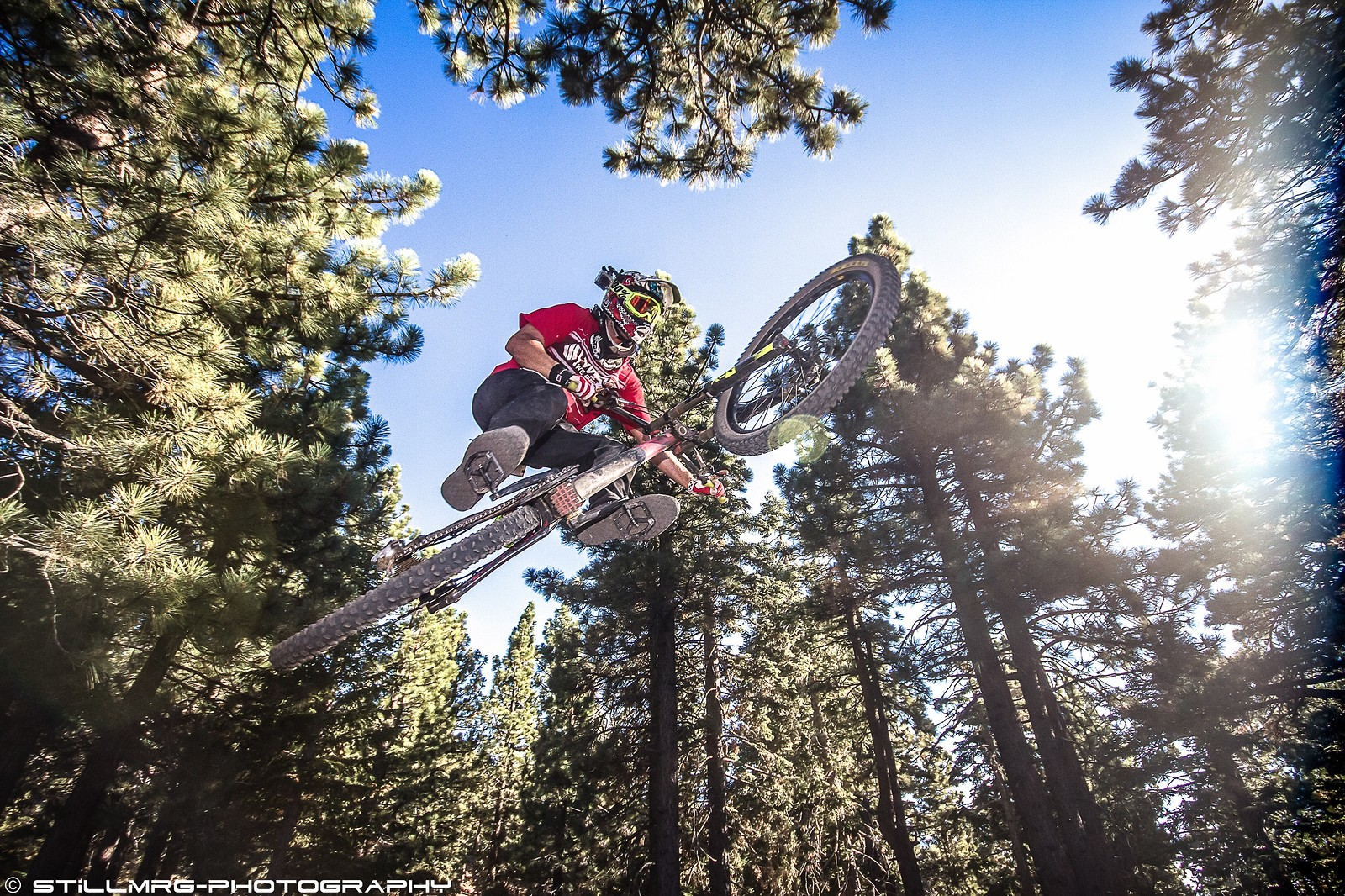 Flying as a bird - Stillmrg Photography - Mountain Biking Pictures - Vital MTB