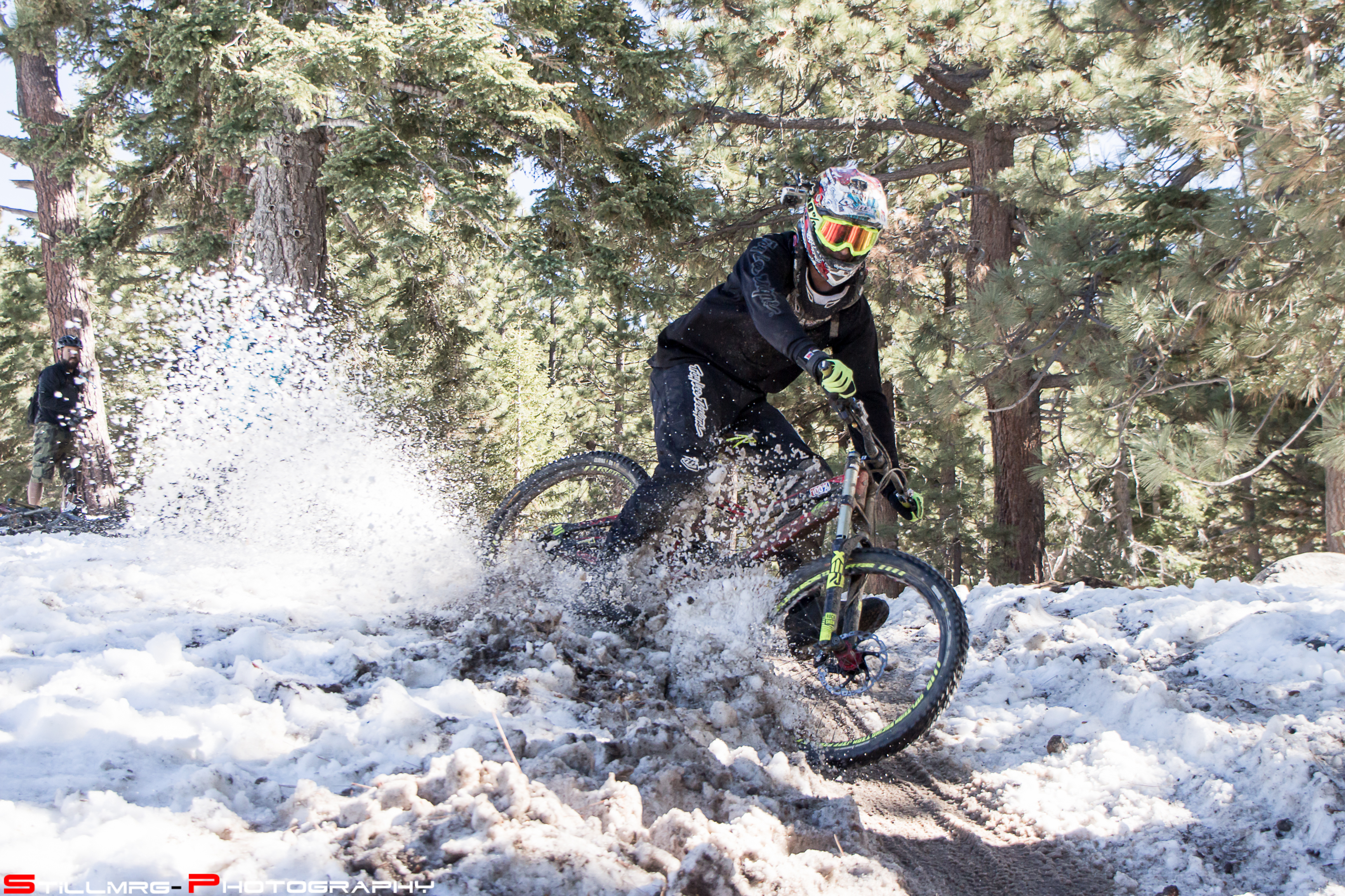 Snow Summit Stillmrg Photography Mountain Biking