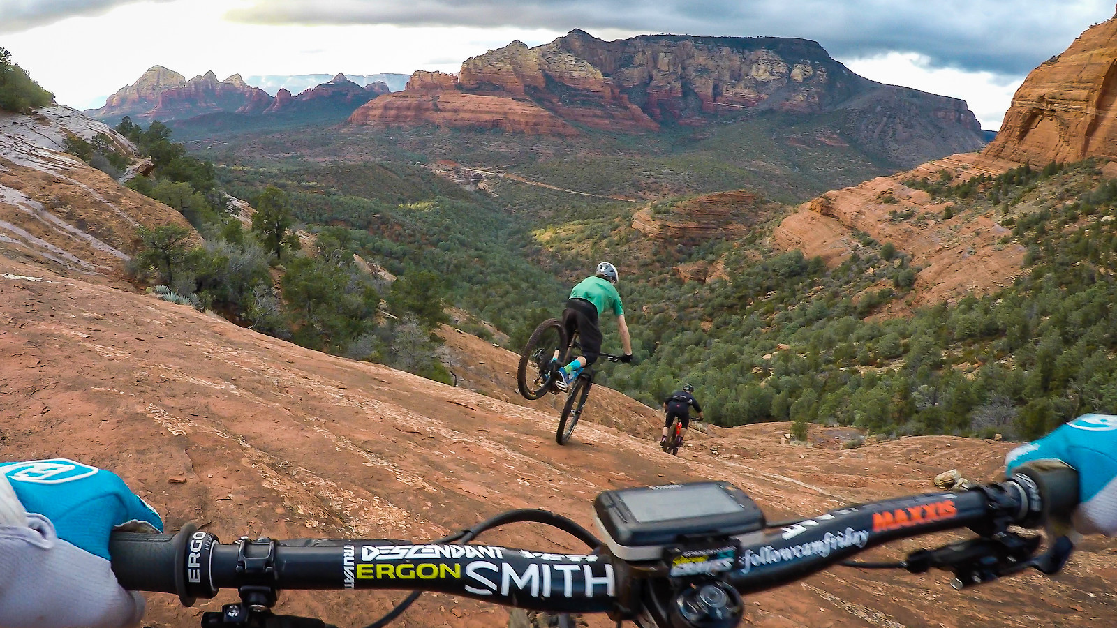 2019-01-17 17 21 28 - FlowyMcFlowerton - Mountain Biking Pictures - Vital MTB