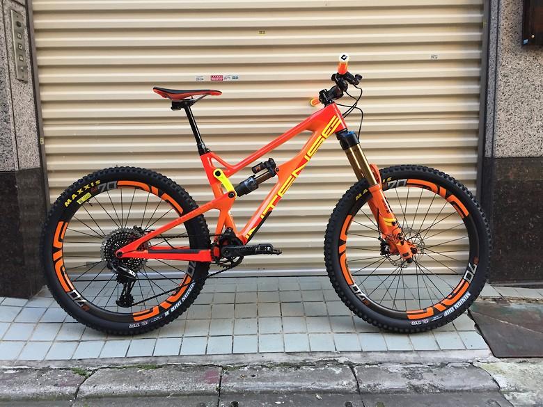 Intense Tracer SL (orange + neon yellow)