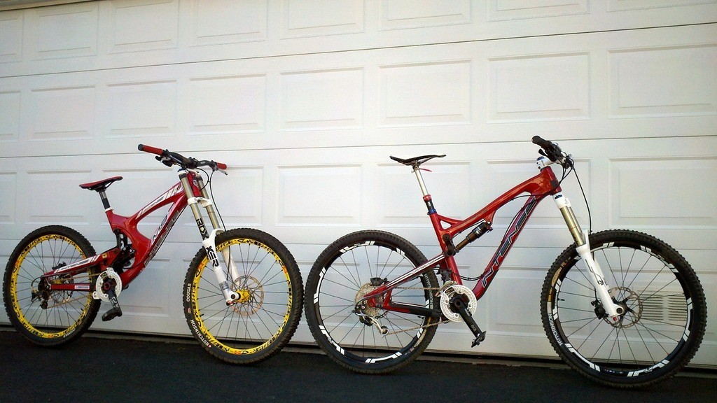 2012 is riding on THESE - ozzer - Mountain Biking Pictures - Vital MTB