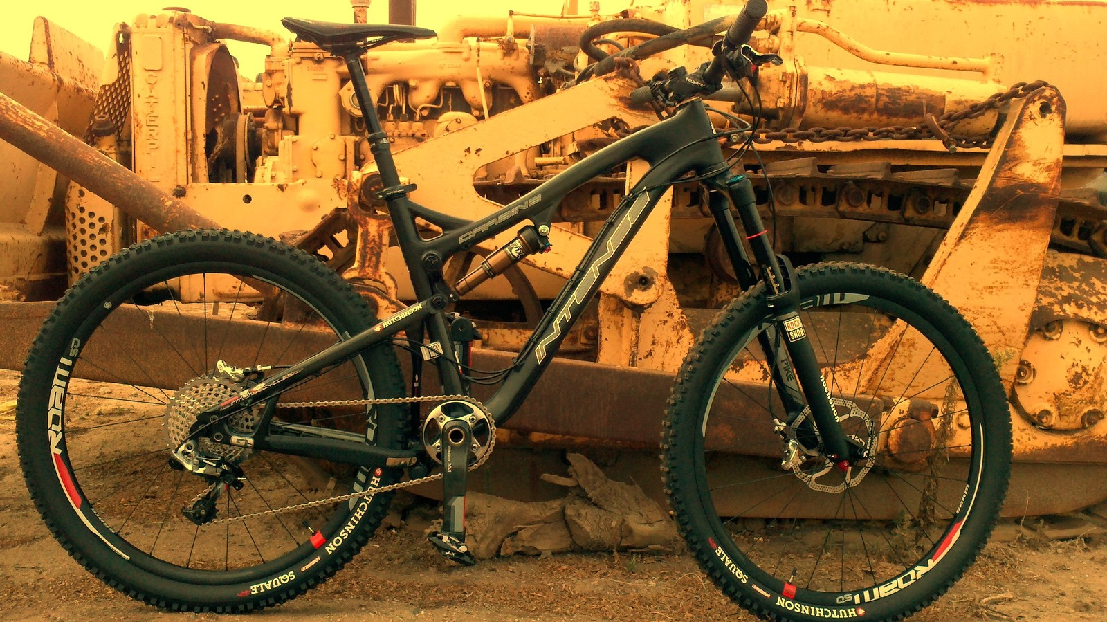 Intense Bombers Carbine SRAM Bike - ozzer - Mountain Biking Pictures - Vital MTB