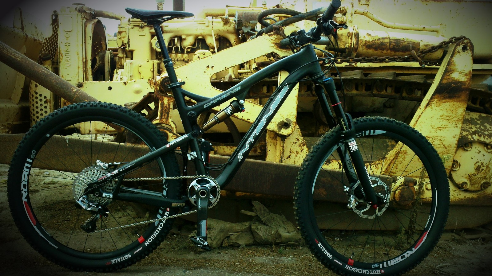 Intense Bombers Carbine SRAM Bike