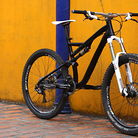 Specialized Stumpjumper Expert with Enduro setup