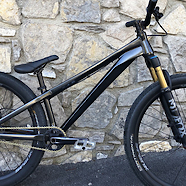 ICE FAST PUMPTRACK BLACK PEARL