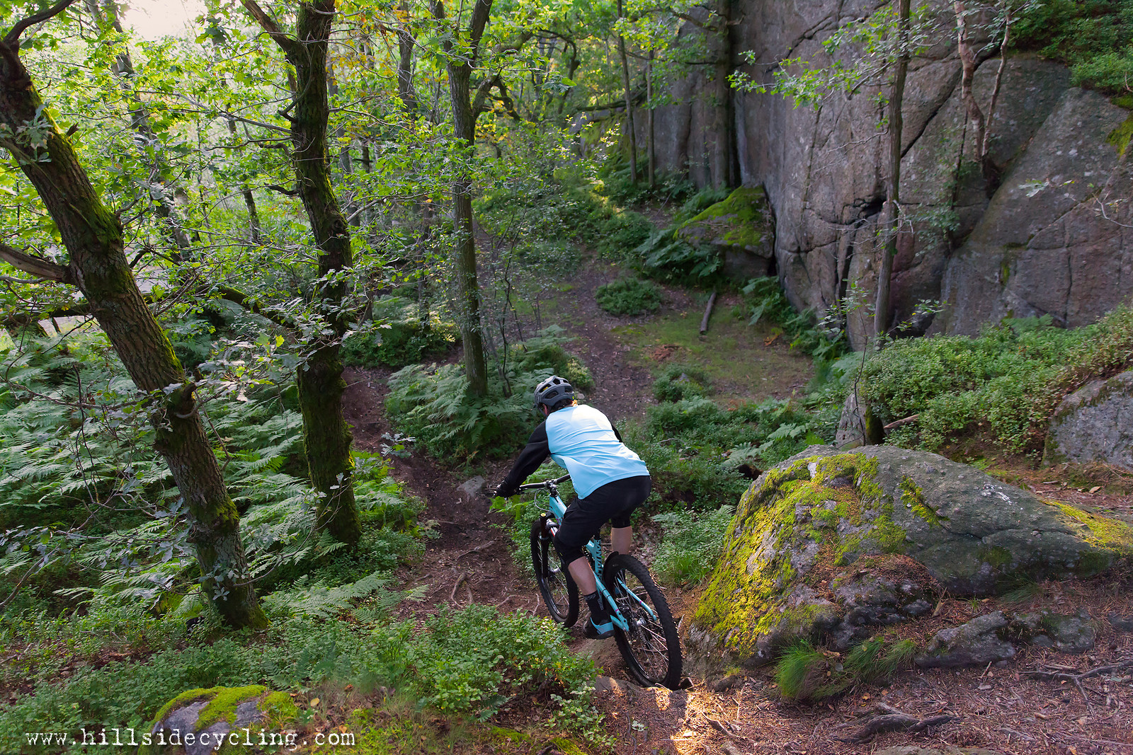 Evening Ride, Gothenburg, Sweden - Hillside Cycling - Mountain Biking Pictures - Vital MTB