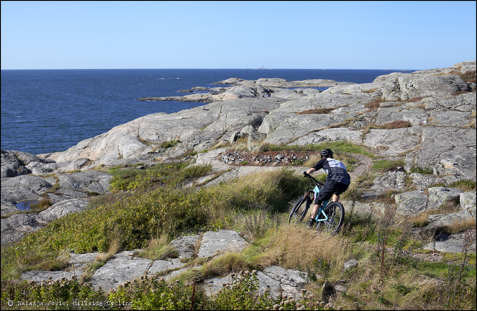 Scenic ride on Marstrand Island - Hillside Cycling - Mountain Biking Pictures - Vital MTB