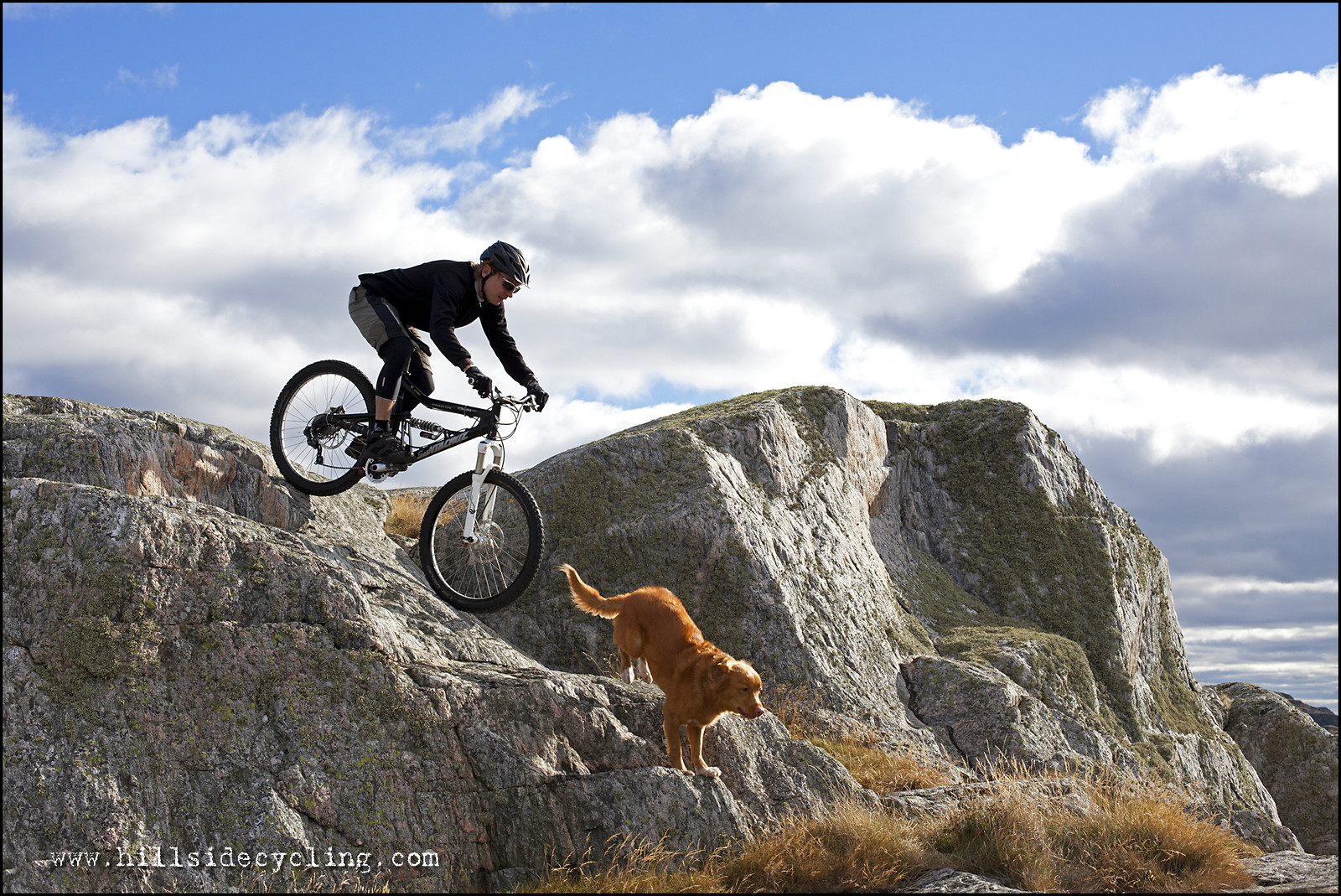 Best Friends - Hillside Cycling - Mountain Biking Pictures - Vital MTB