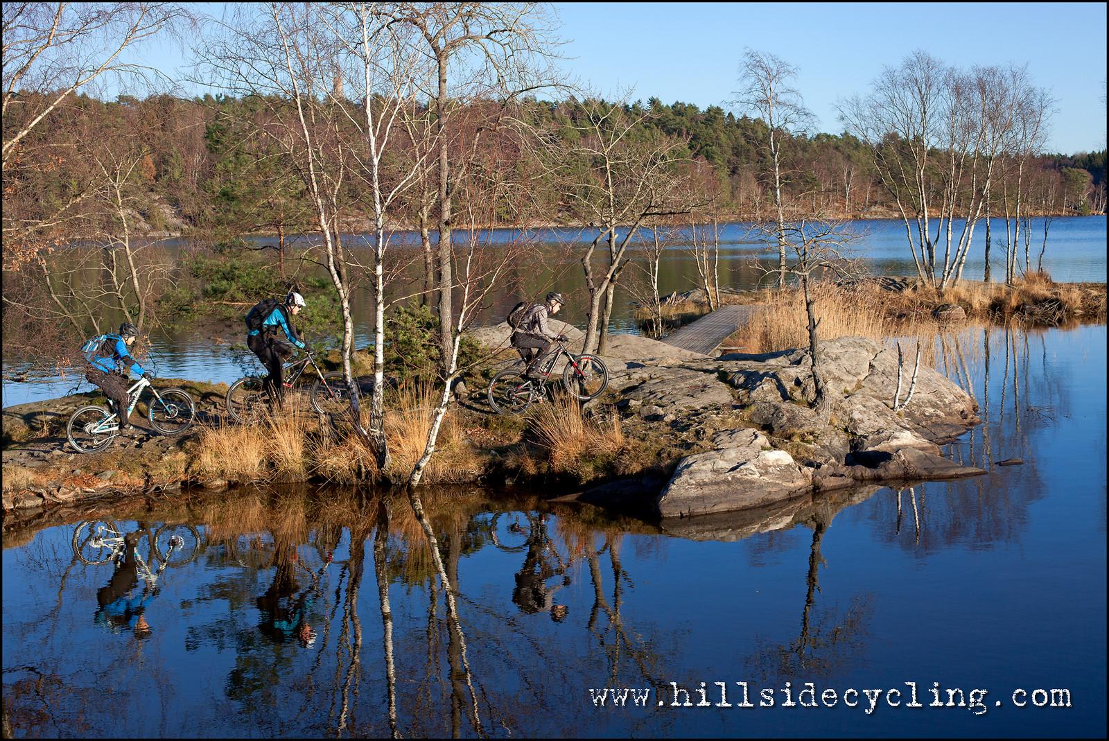 Three Amigos - Hillside Cycling - Mountain Biking Pictures - Vital MTB