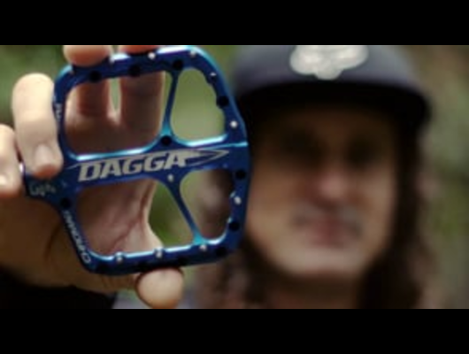 Chris Kovarik Presents Chromag's New Pedal, The Dagga!
