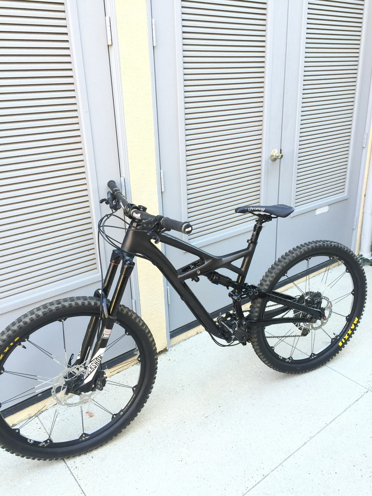 "SPECIALIZED ENDURO S-WORKS 650B AKA. ""SLAYER"""