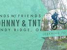 Johnny Royale & TNT at Sandy Ridge