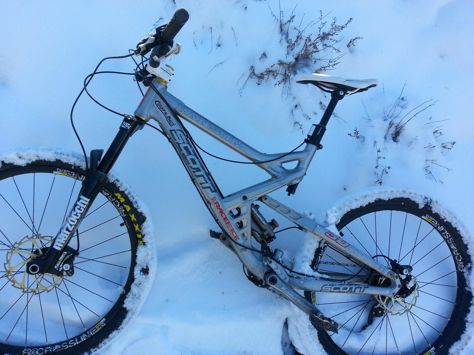 Scott Ransom 30 Enduro custom