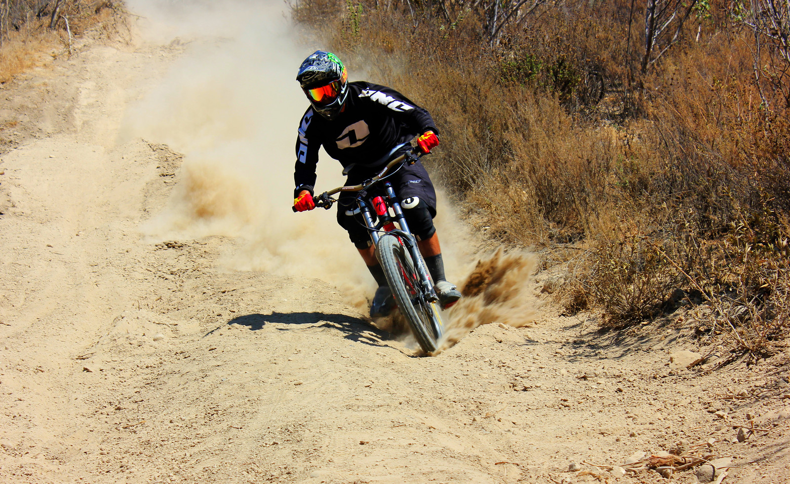 Brown Pow - ryemar21 - Mountain Biking Pictures - Vital MTB