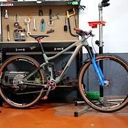BMC speedfox custom