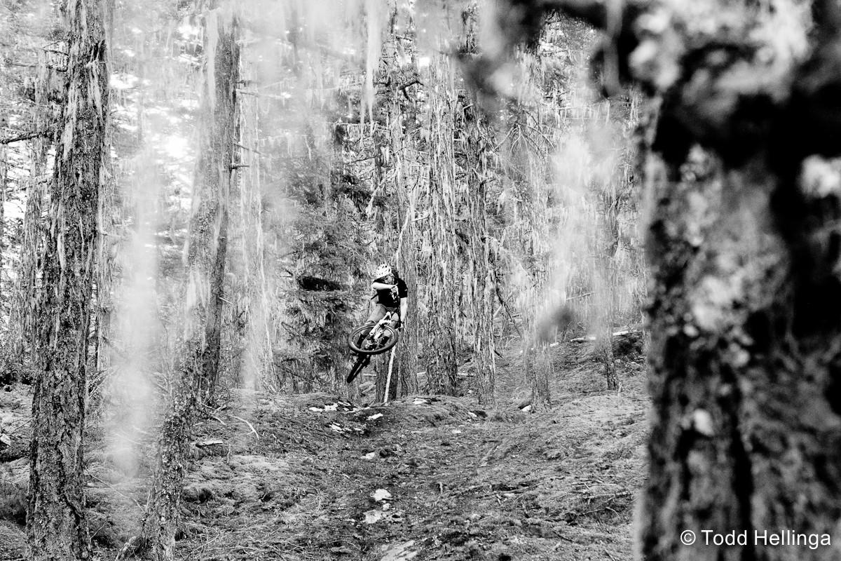 Rider, Tobias Pantling. Photo by Todd Hellinga