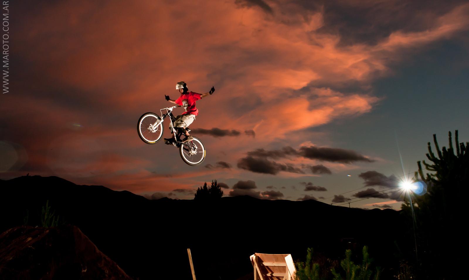F*** you world - juanmaboos - Mountain Biking Pictures - Vital MTB
