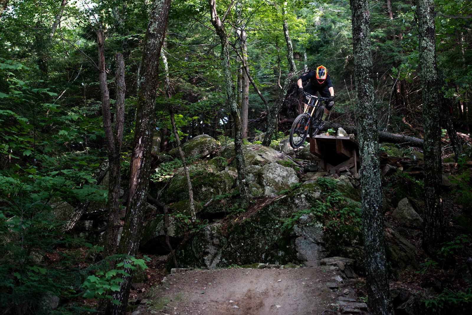 Droppin' in - myriamlarochee - Mountain Biking Pictures - Vital MTB