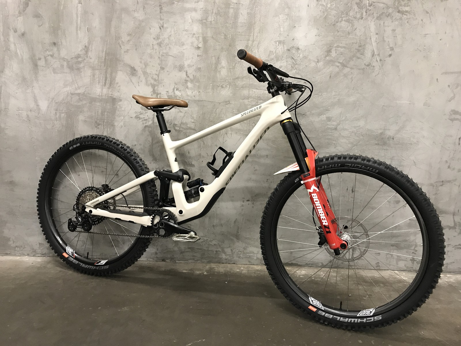 Specialized Enduro29 - Tire Fire Smasher