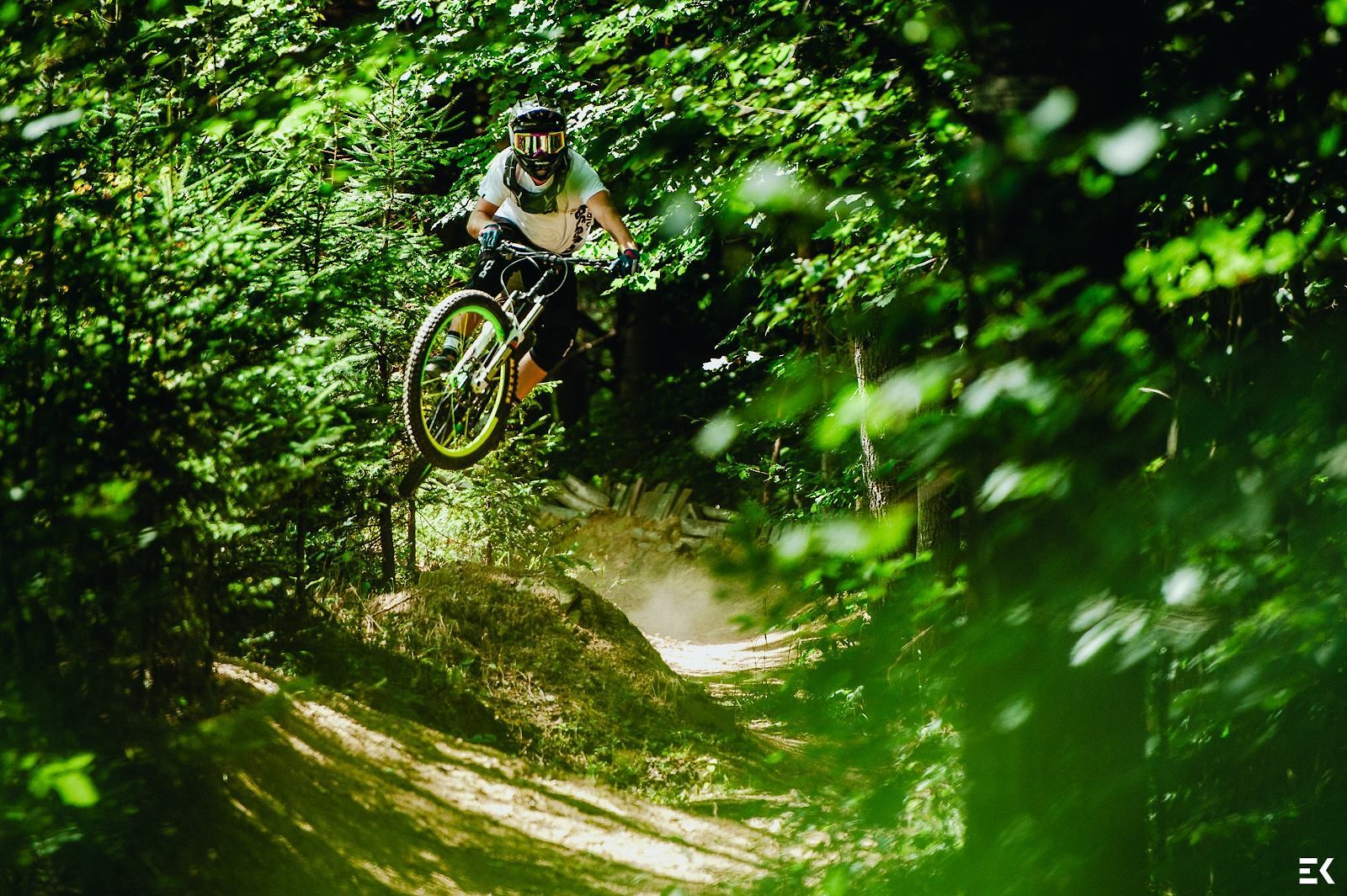 Green power! - Banan - Mountain Biking Pictures - Vital MTB