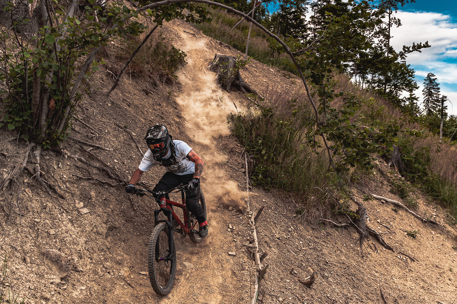 dusty krbl - Banan - Mountain Biking Pictures - Vital MTB
