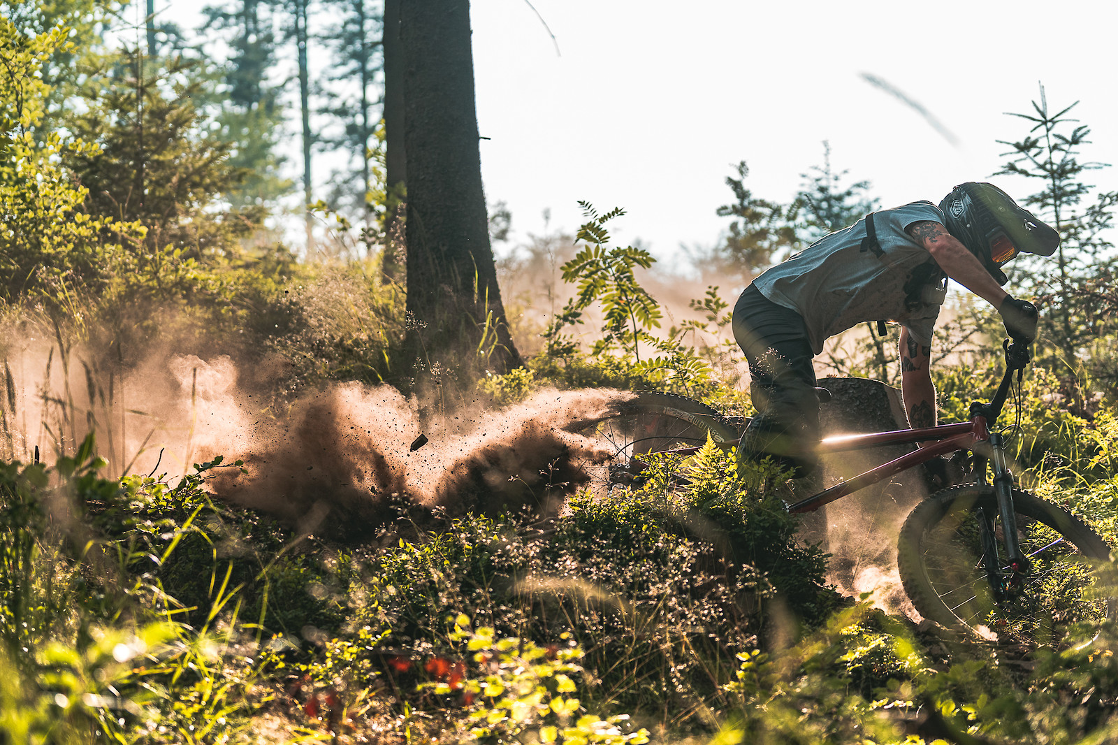 dust - Banan - Mountain Biking Pictures - Vital MTB