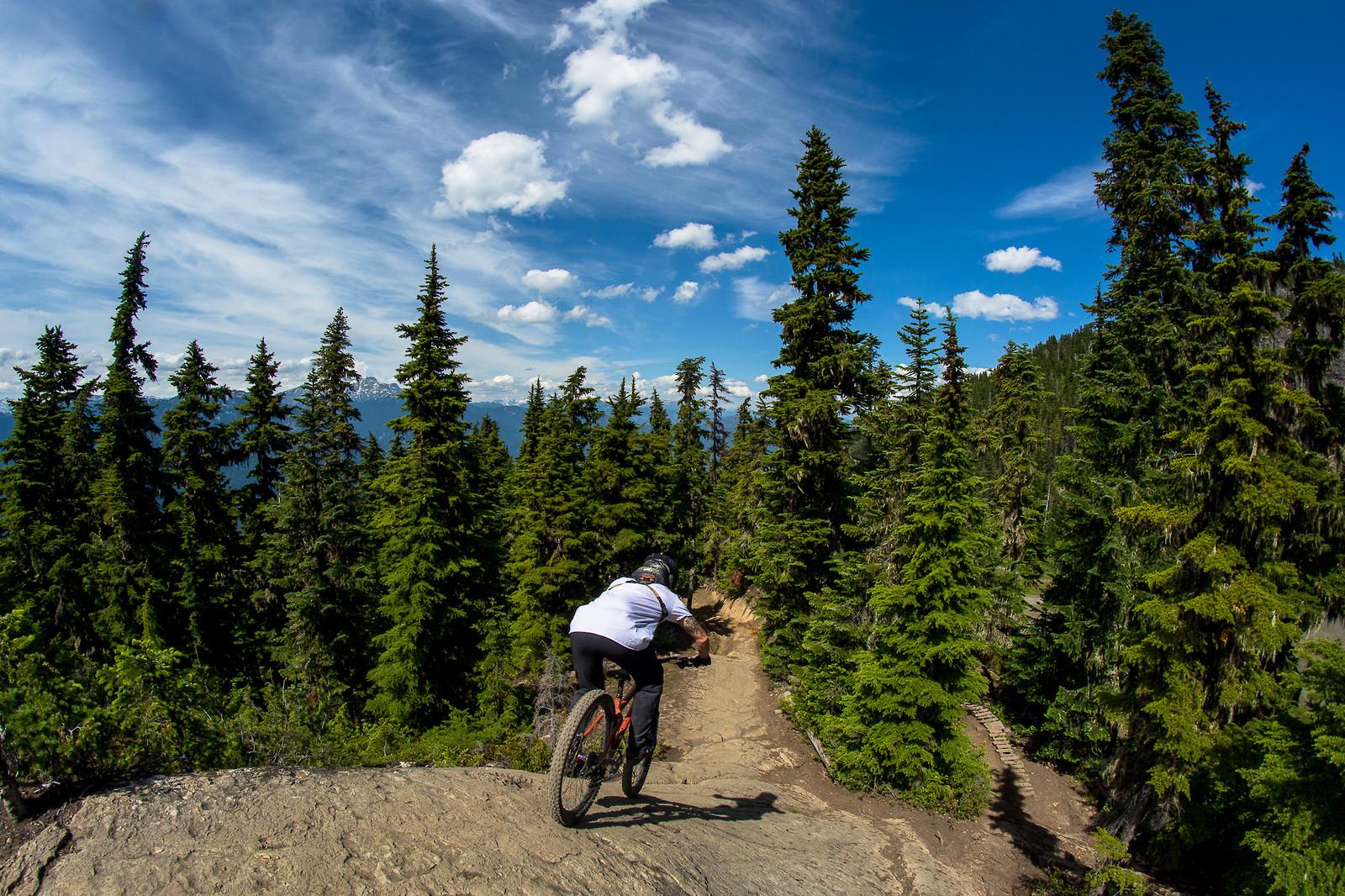 Original Sin - Whistler Mountain Bike Park on Hardtail - Banan - Mountain Biking Pictures - Vital MTB