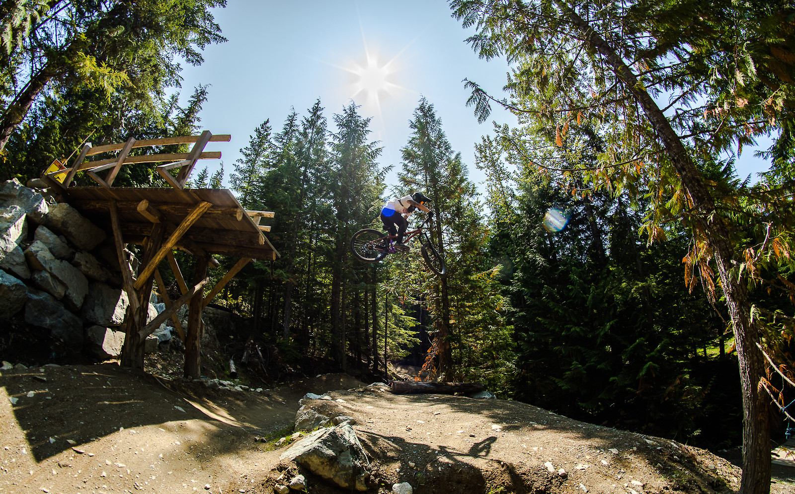 Dirt Merchant Proline \ hardtail version - Banan - Mountain Biking Pictures - Vital MTB