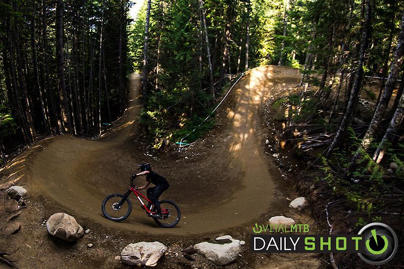 A-Line - Banan - Mountain Biking Pictures - Vital MTB