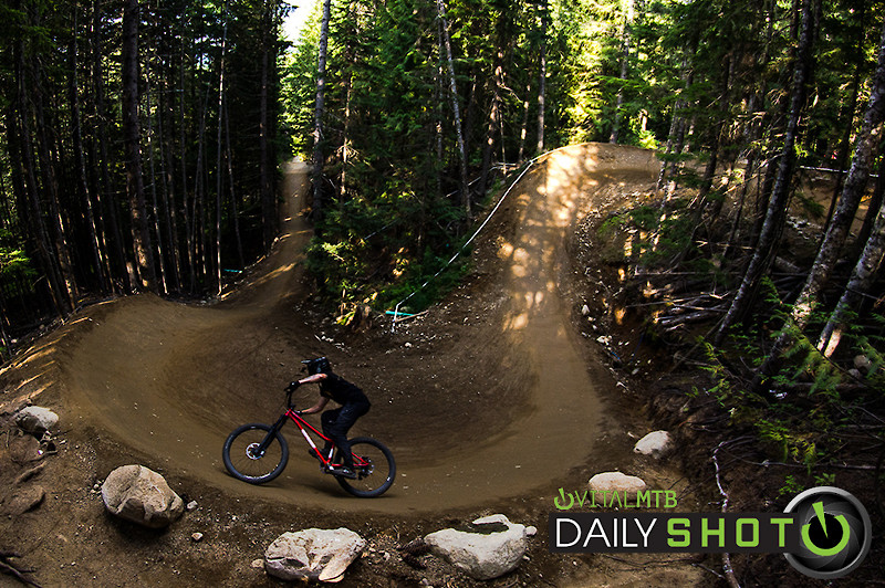 A-Line - Banan - Mountain Biking Pictures - Vital MTB