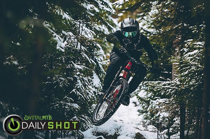 winter chillin' - Banan - Mountain Biking Pictures - Vital MTB