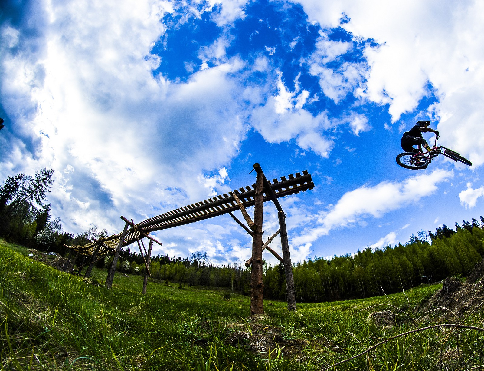 test ride - Banan - Mountain Biking Pictures - Vital MTB