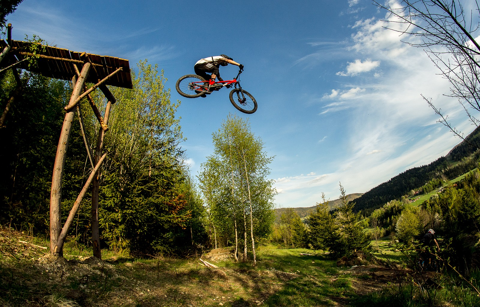hardtail hoonin' - Banan - Mountain Biking Pictures - Vital MTB