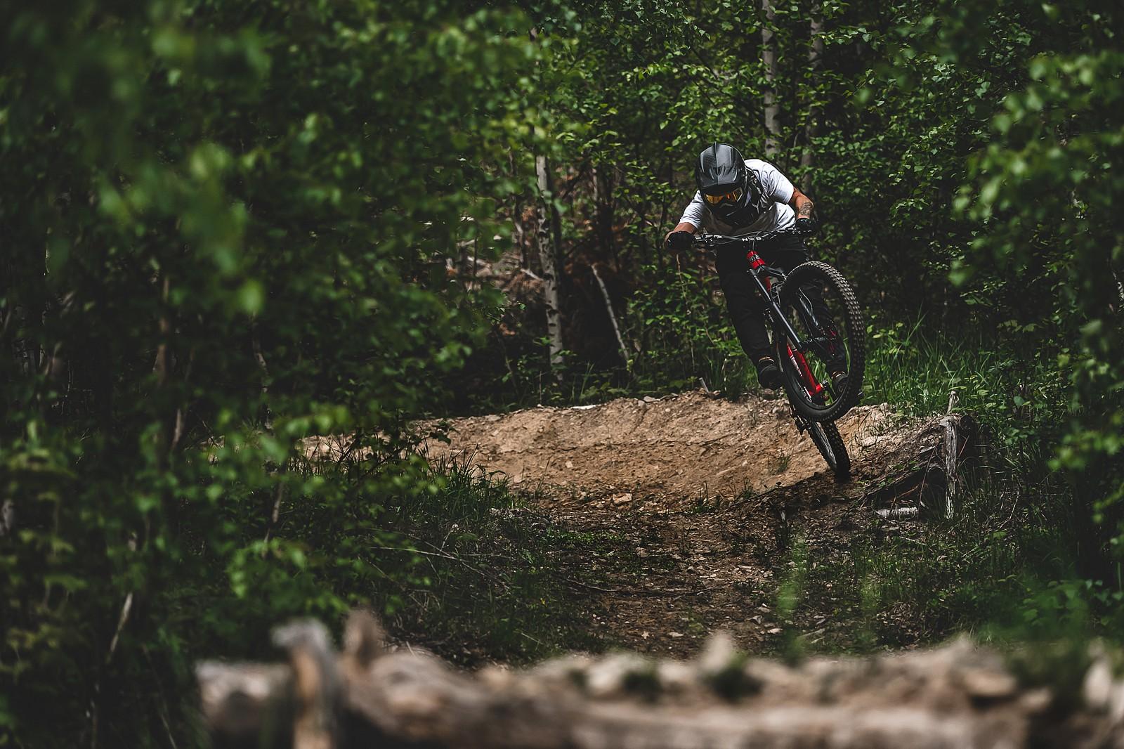 berm - Banan - Mountain Biking Pictures - Vital MTB
