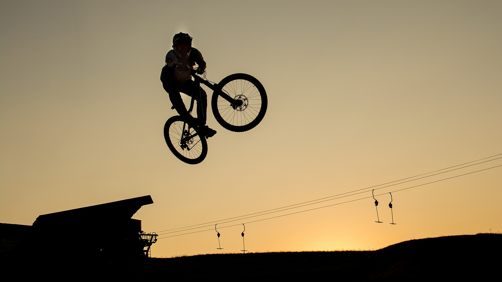 sunset sesh - Banan - Mountain Biking Pictures - Vital MTB