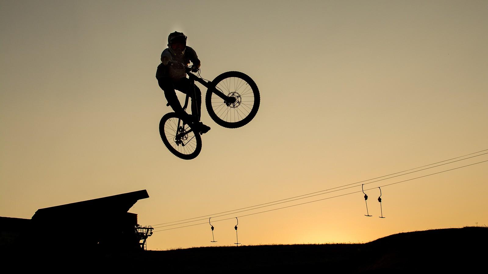 sunset sesh - Banan - Mountain Biking Pictures - Vital MTB